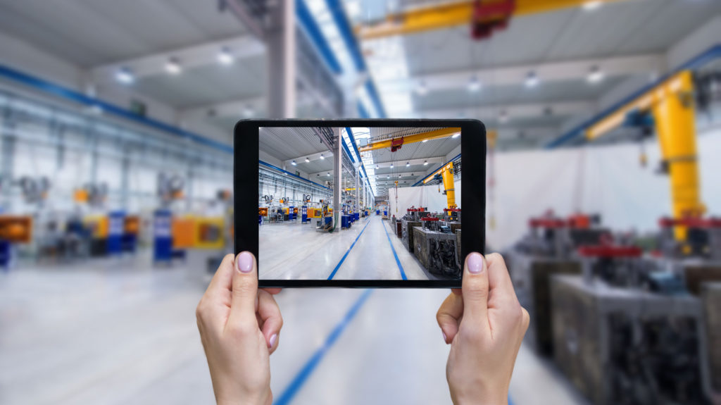 Why is the manufacturing sector particularly susceptible to cyber-attacks?